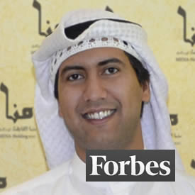 MBA student and CEO Mohamed A. Abdulsalam profiled in Forbes
