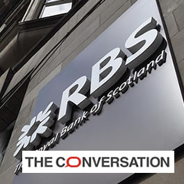 Why the UK government is willing to take a loss on RBS
