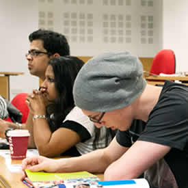 Economics Taster Days offer glimpse of LUMS life