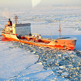 New study reveals the hidden costs of large-scale commercial shipping in the Arctic