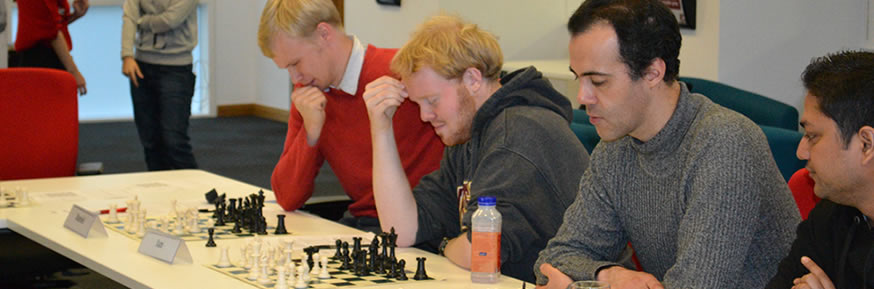 Contenders in the Chess Challenge