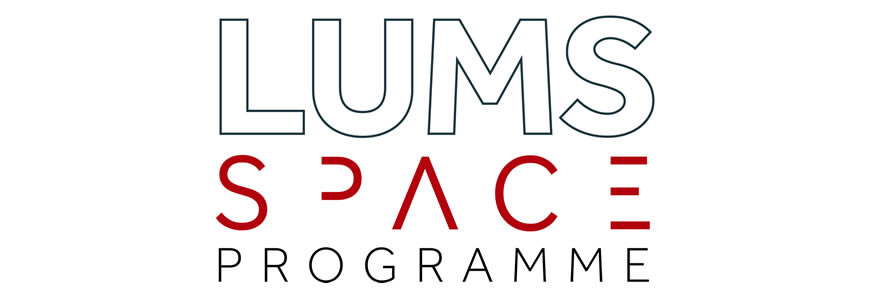 LUMS Space Programme logo