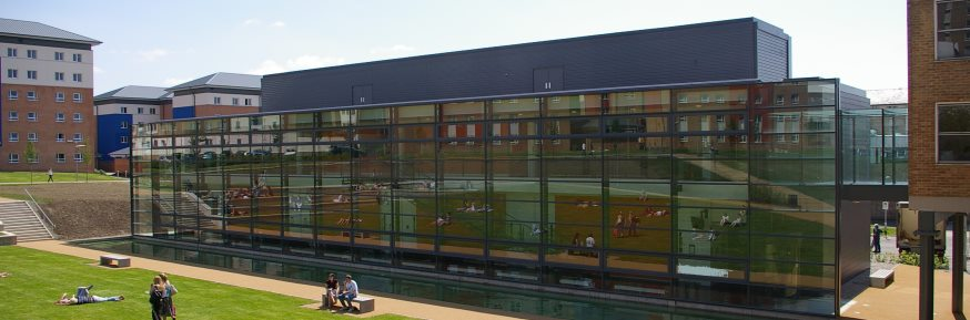 Postgraduate Maths and Statistics Building
