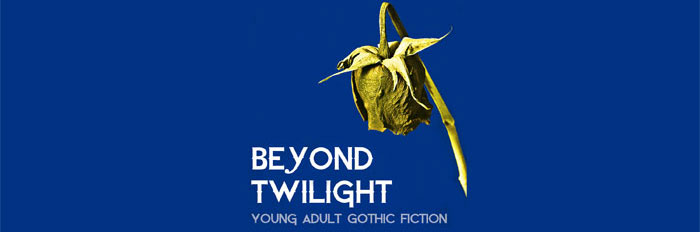 Poster showing details of Beyond Twilight young adult Gothic fiction event on September 20 at Lancaster University