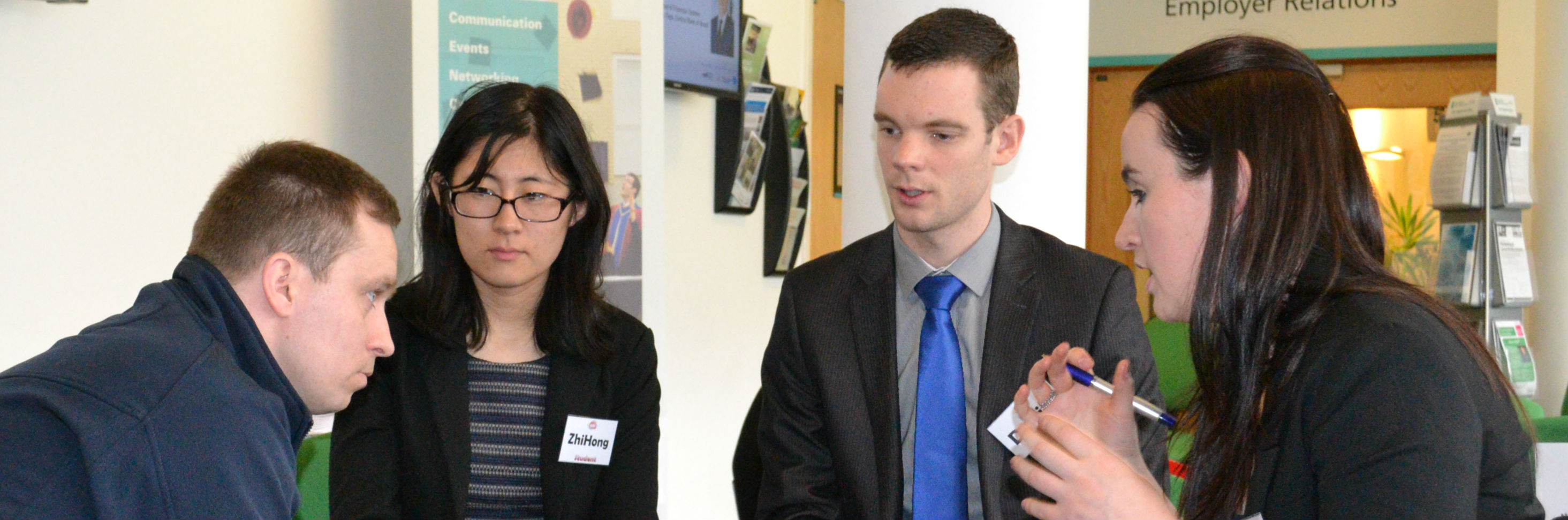 Business students from across the UK will compete at FLUX 2015.
