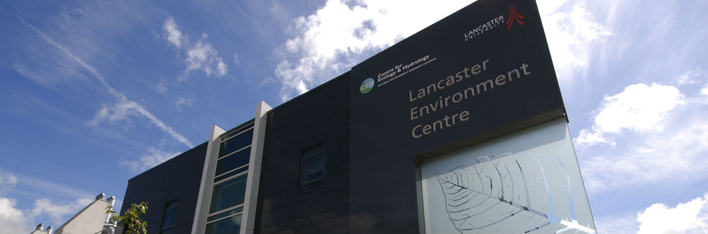 Lancaster Environment Centre is hosting a special showcase event.