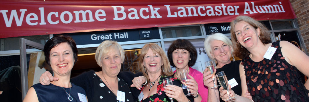 Welcome Back for the Grand Alumni Reunion - Alumni celebrate the 50th anniversary