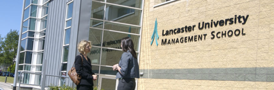 The workshops will be held at Lancaster University Management School