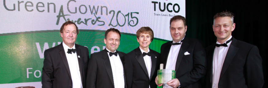 Lancaster scoops two prestigious Green Gown Awards | Lancaster ...