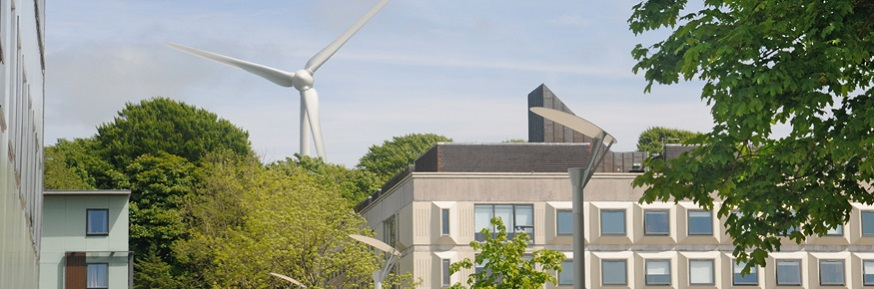 Lancaster has been particularly praised for its innovative wind turbine