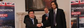 Awais signs MoU with Japan NICT