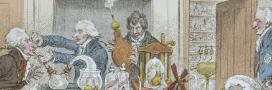 Humphry Davy and Laughing Gas