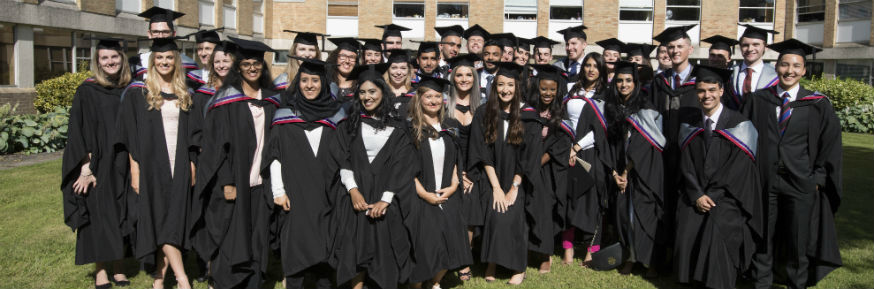 First ever medical graduates with a Lancaster University