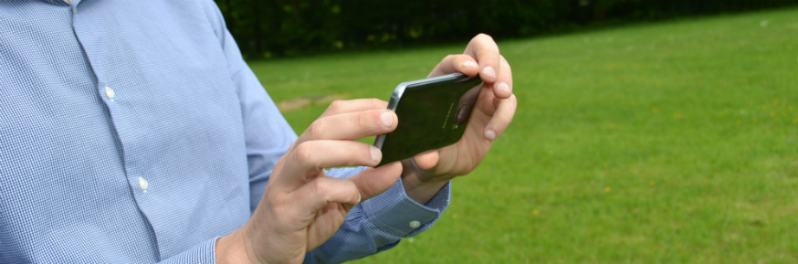 Researchers have looked more closely than ever before into everyday mobile device habits