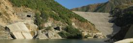 Image of Fierza Hydroelectric Power Station in Albania