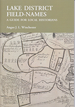 Book cover: Lake District Field-Names. A guide for local historians