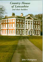 Book Cover: Country Houses of Lancashire