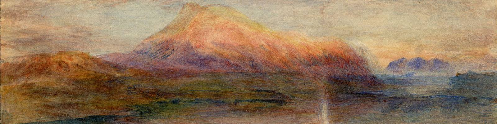 Isabella Jay, The Red Righi, after Turner