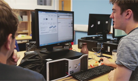 Discover Computing and Communications at Lancaster University