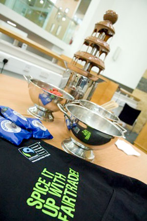 FairtradeFairtrade - Chocolate Fountain