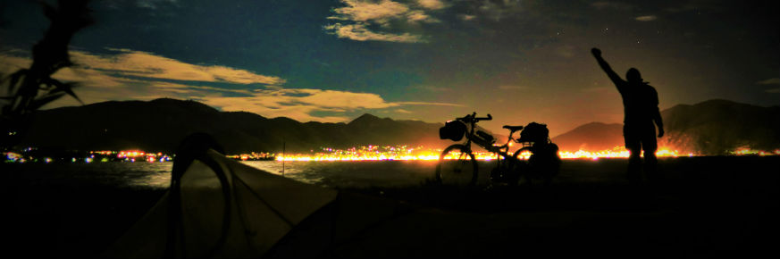 Travels With My Bike! - Angelos Georgopoulos
