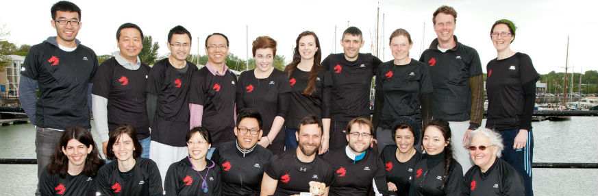 University joins Traditional Chinese Dragon Boat Race Contest  -