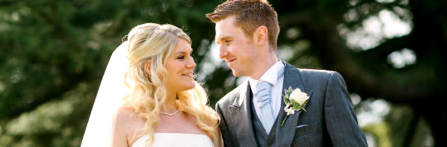 James Fairhurst and Jenny Beard were married on 6th April 2013