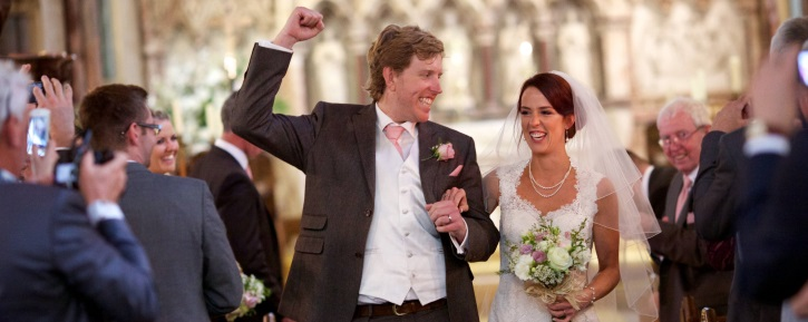 Will Johnston Marries Nicky Winn -