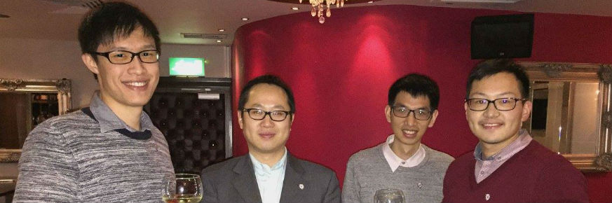 Launch Event for Lancaster Alumni in Oxford -