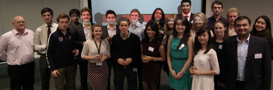 London Welcome Event for New Grads -