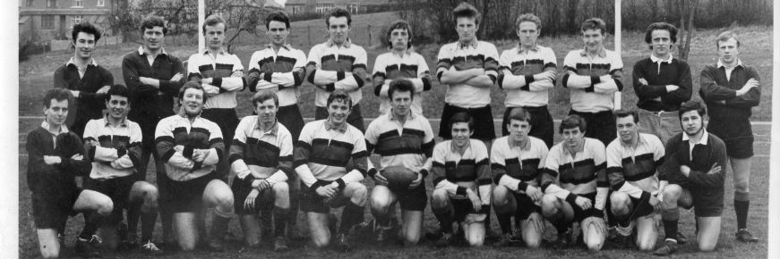 Rugby Squad 1966