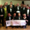 The team that won the Universities Athletic Cup in 1984 met up at a dinner on the 7th June.