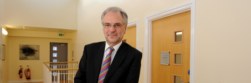 Professor Trevor McMillan Takes Top Job at Keele University -