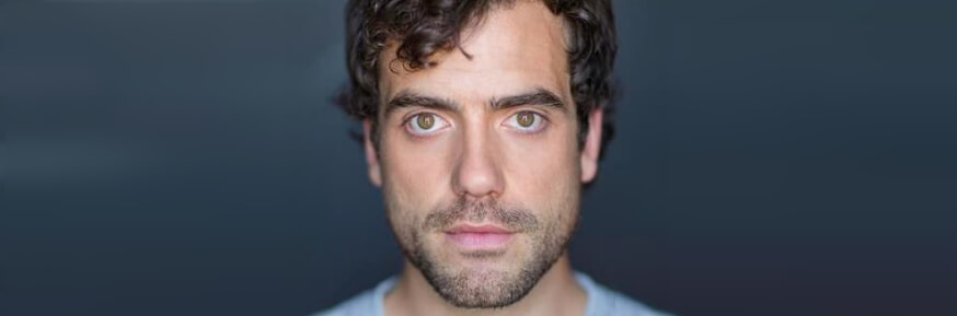 Daniel Tests Extremes of Theatre at Lancaster - Daniel Ings
