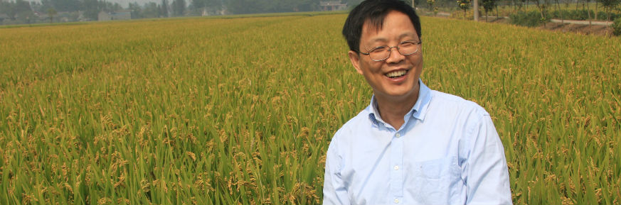 Lancaster Changed Life for Top Crop Researcher - Jianjua Zhang