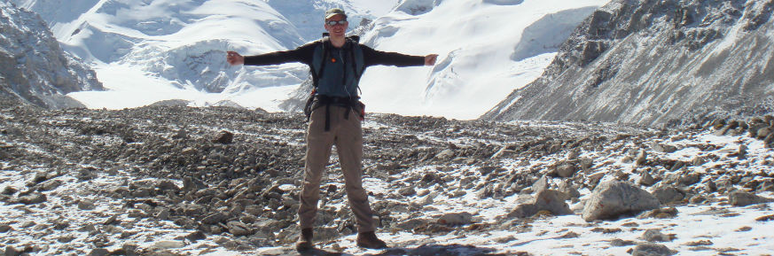 Climbing Mount Everest - with Cystic Fibrosis -