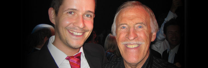 Strictly Sam! - Sam with Bruce Forsyth