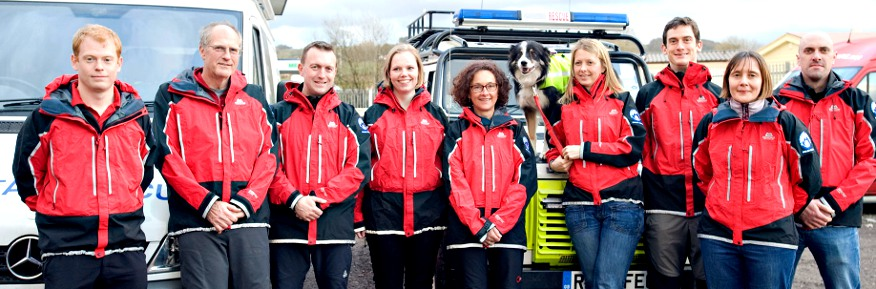 Alumni Scale Great Heights - Bowland Pennine Rescue Team