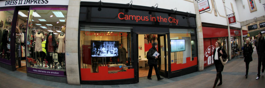 Thumbs Up for Campus in the City - Campus in the City