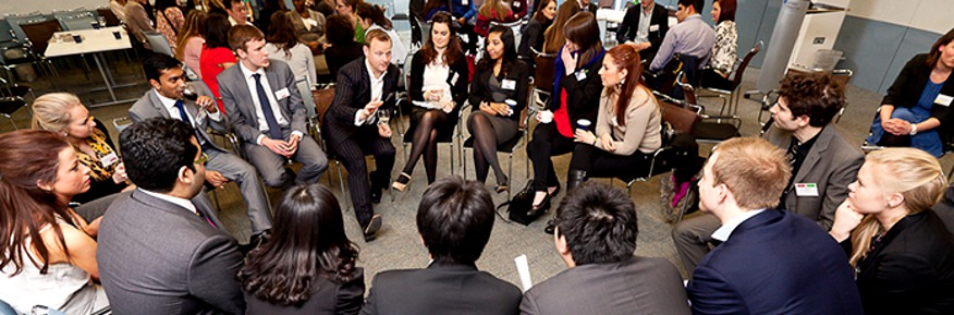 Students and Alumni Enjoy Careers Connect -