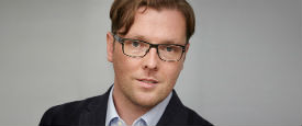 Damian Barr - Memoirs and University