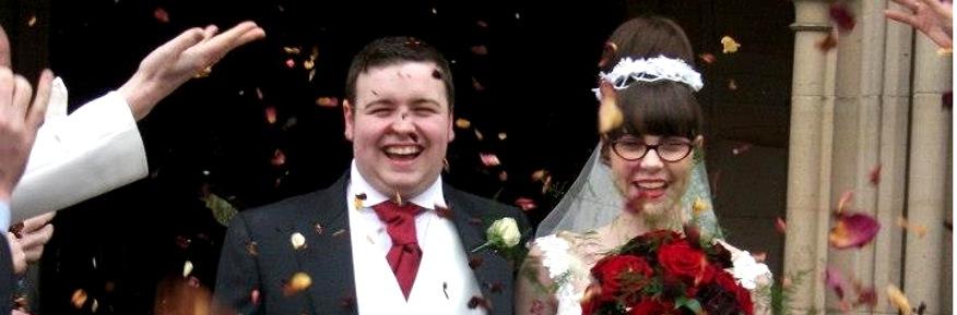 David Tuthill Marries Claire Hazel | Lancaster University