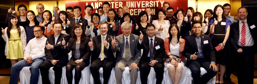 Hong Kong Alumni Reception Success -