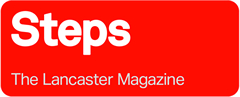 Steps. The Lancaster Alumni Magazine