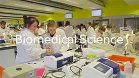 Video: Biomedical Science