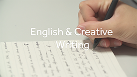 Video: English and Creative Writing
