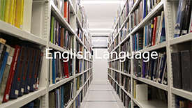 Video: Discover English Language at Lancaster