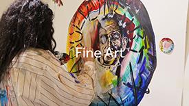 Fine Art W100 Lancaster Institute For The Contemporary Arts