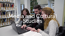 Video: Media and Cultural Studies