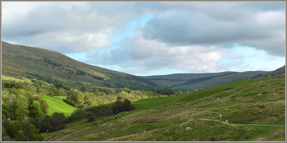 Garsdale Baugh Fell